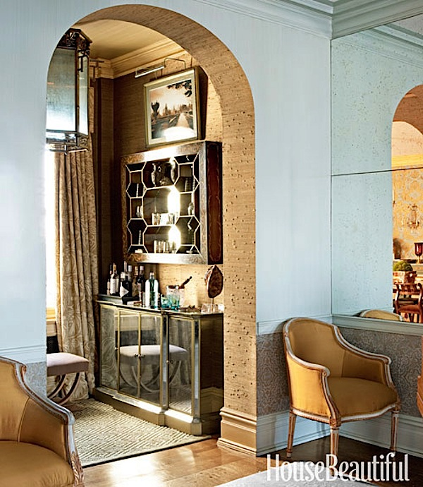 House Beautiful Makeovers Timeless On Park Avenue