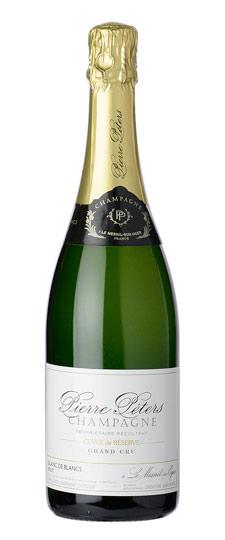 gifts for wine lovers - NV Pierre Péters Grand Cru Cuvée de Réserve
