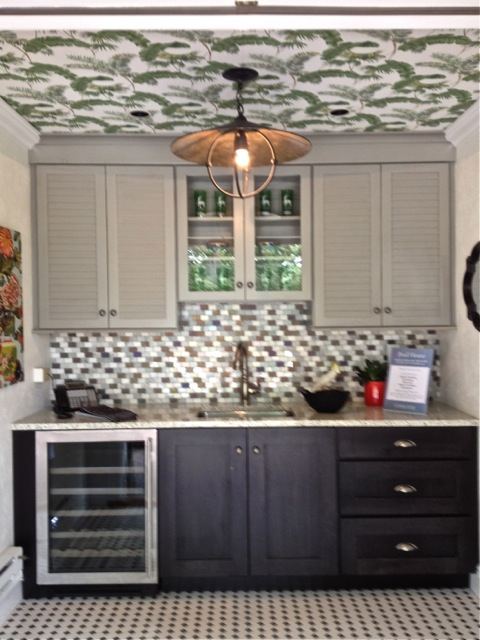 pool house kitchen. Kitchen In The Pool House At Connecticut Governor\u0027s Residence