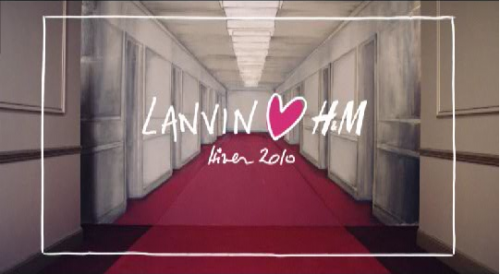 Lanvin at H&M Update