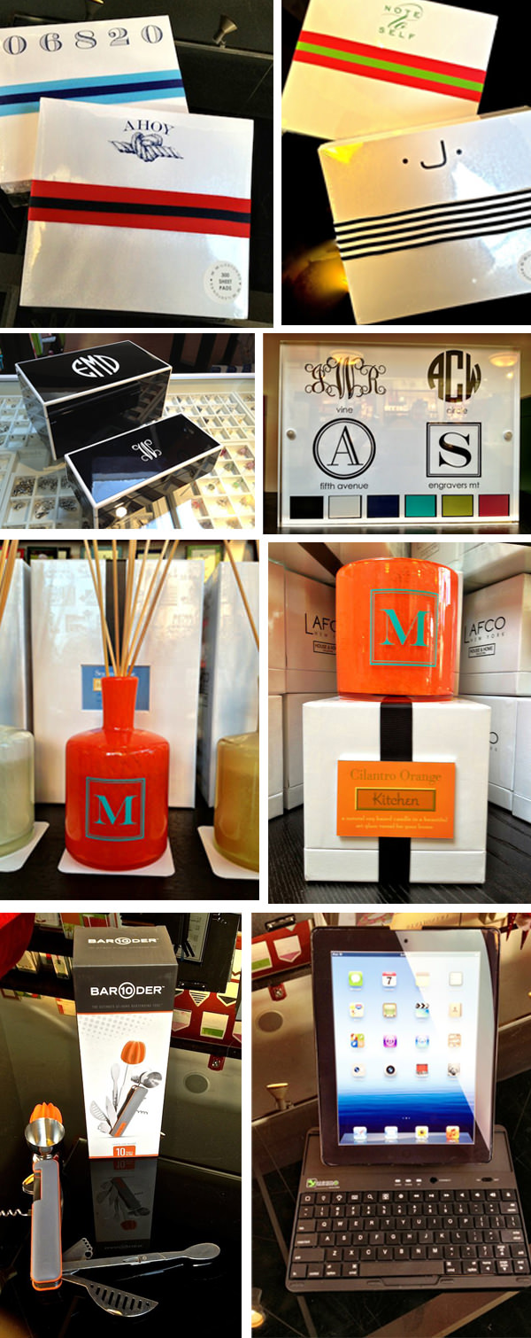 Shop Small Saturday picks from M Milestones in New Canaan CT