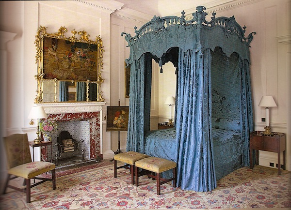 Dumfries House Family Bedroom P 121 Quintessence