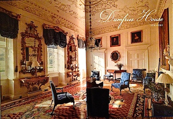 The Scottish Country House Quintessence