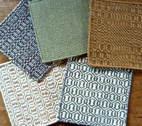 NIBA rugs