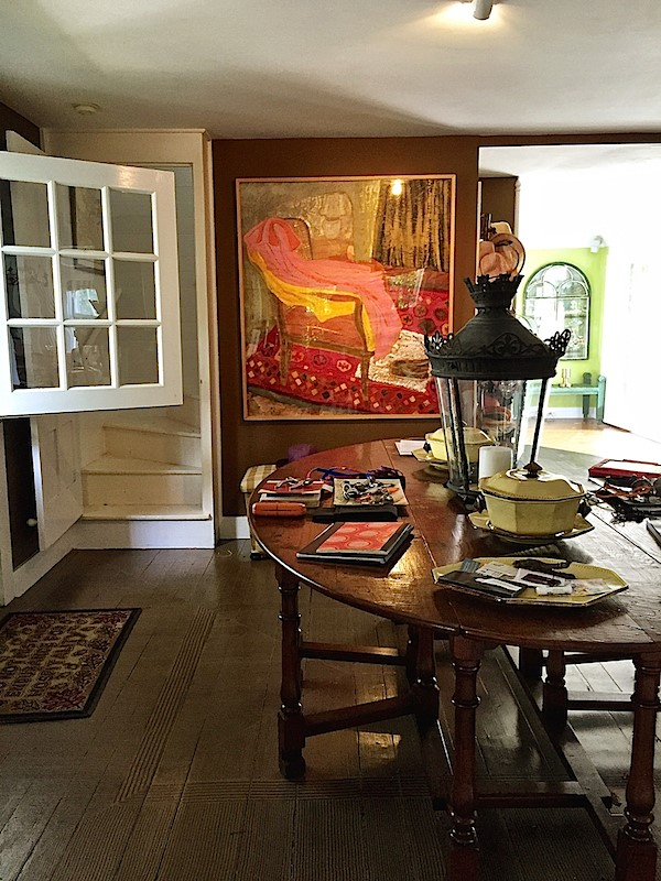 Nantucket House Tour Chic On The Cliff Quintessence