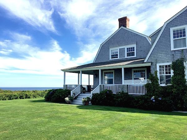 Nantucket House Tour | Stylish in Sconset