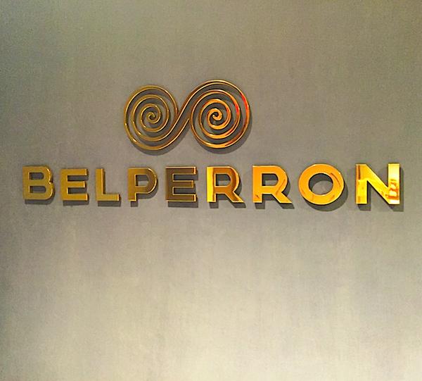 Belperron logo
