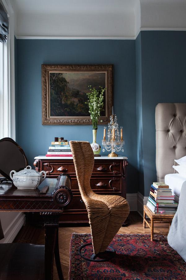 Caleb Anderson bedroom