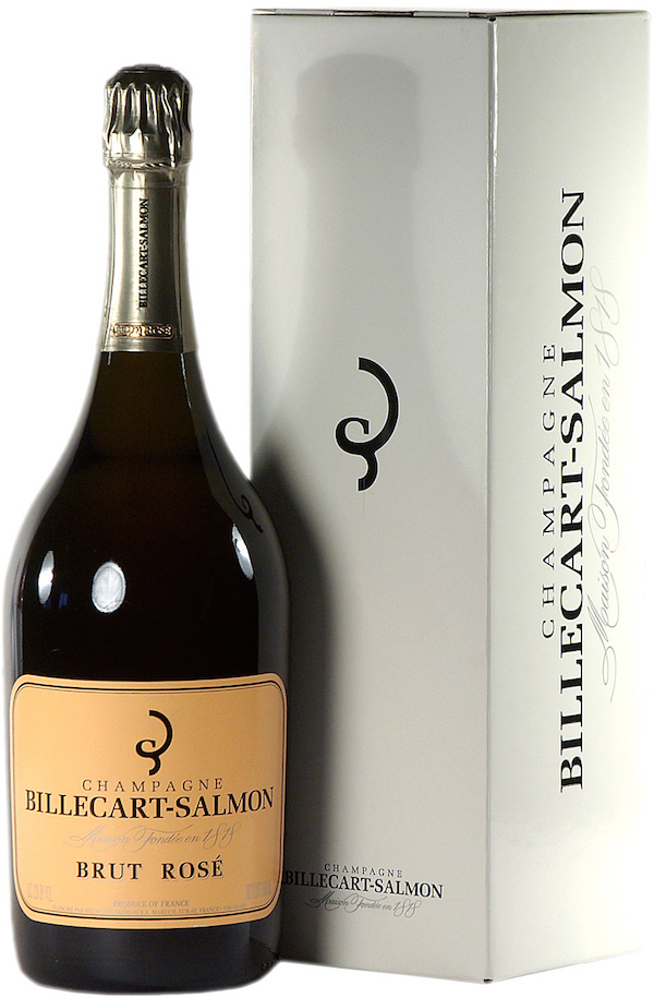 Quintessential Guide to Champagne billecart_salmon_brut_rose