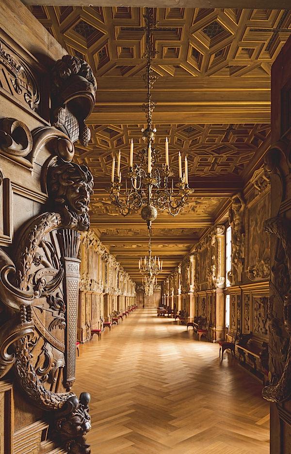 A Day at Château de Fontainebleau - Françcois Gallery