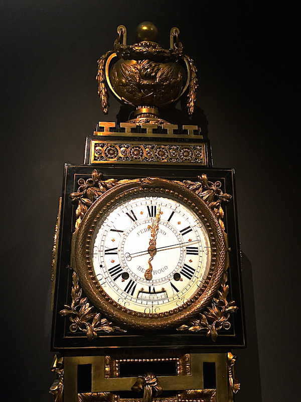 Luxury of Time Mantel clock 1766