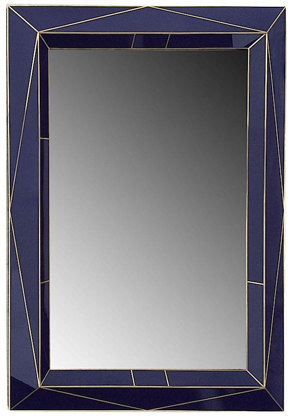 Newel mirror