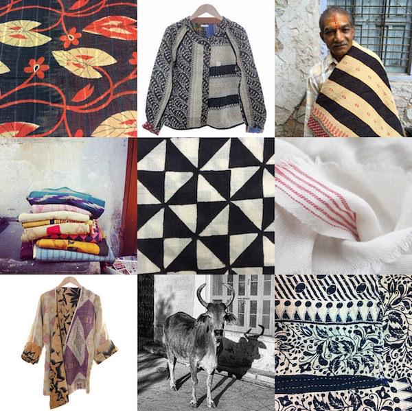 Sento collection at the Ancien et Moderne Paris Pop Up