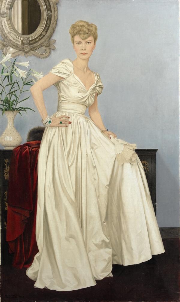 Boutet de Monvel Duchesse de Brissac