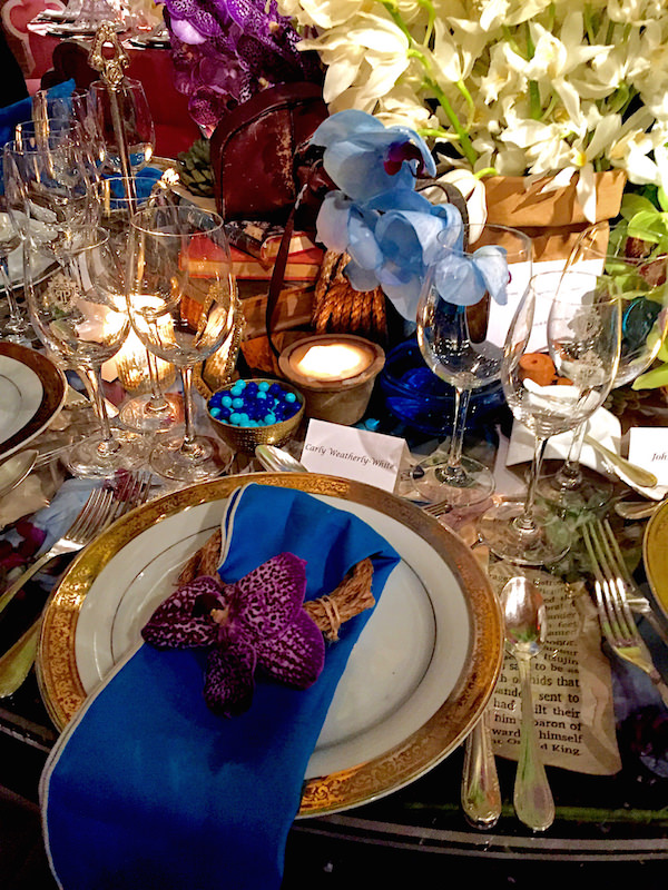 Cullman & Kravis Botanical Garden Orchid Dinner