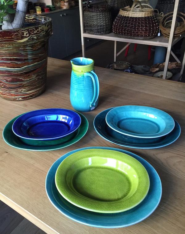 La Tuile a Loup ceramics