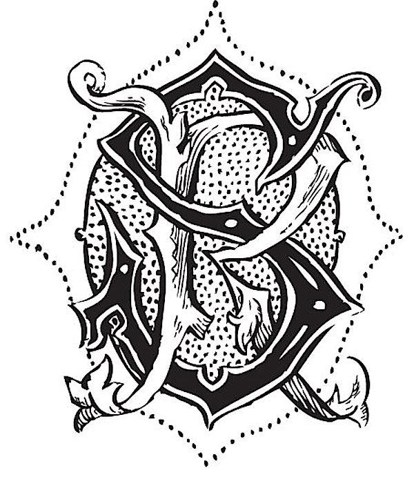 Rajiv Surendra monogram