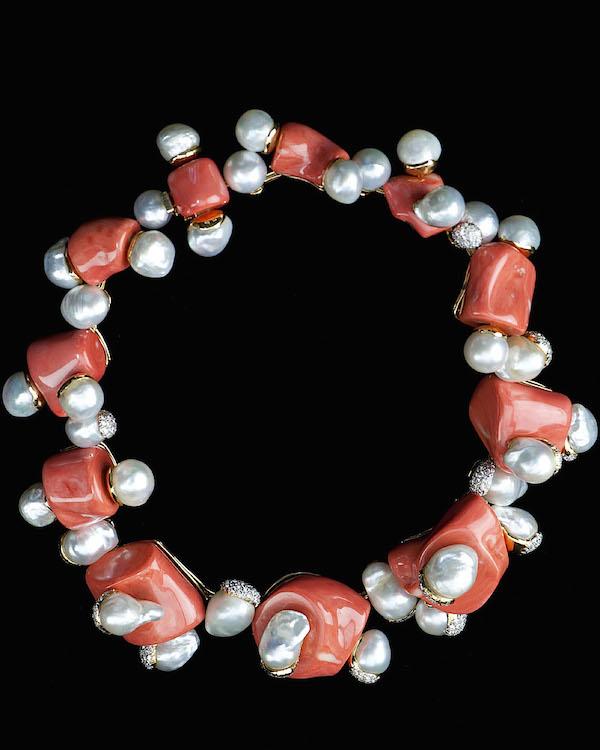 Hutton Wilkinson for Tony Duquette jewelry