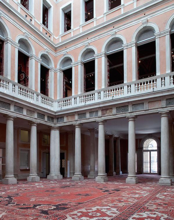 Inside Venice - Rudolf Stingel in Palazzo Grassi
