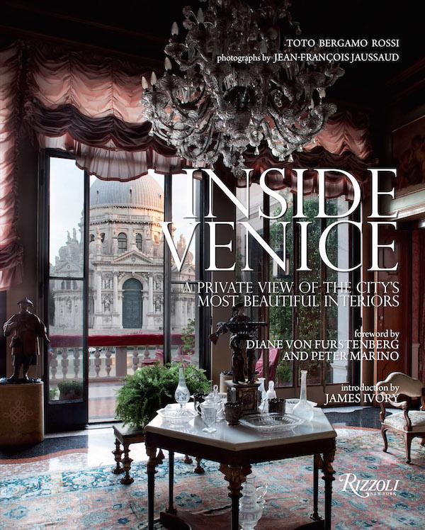 Inside Venice cover