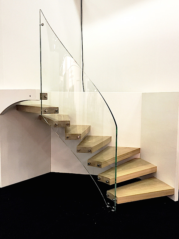 Marretti Stairs At The Architectural Digest Design Show