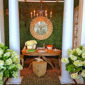 Mary Douglas Drysdale for New Growth at Dining by Design