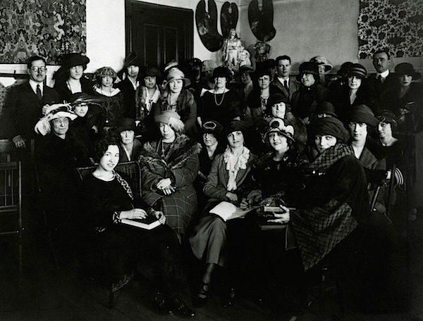 New York School of Interior Design class of 1923