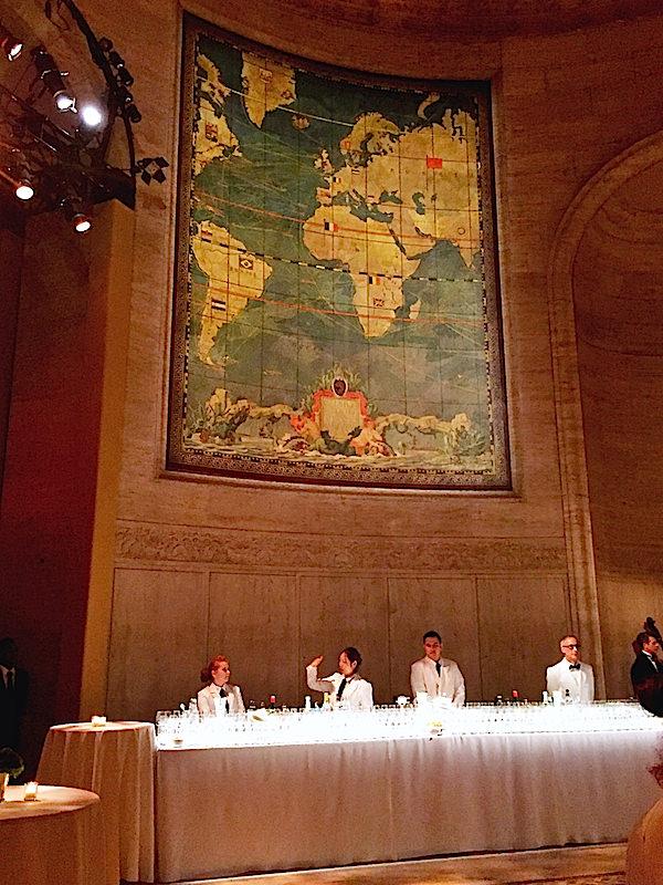 New York School of Interior Design gala at Cipriani 25