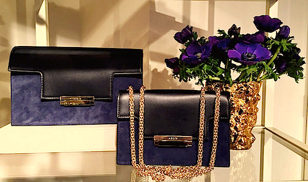 AERIN denim fall 2016 accessories