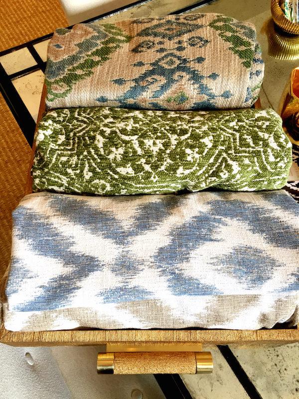 AERIN new Lee Jofa fabric collection