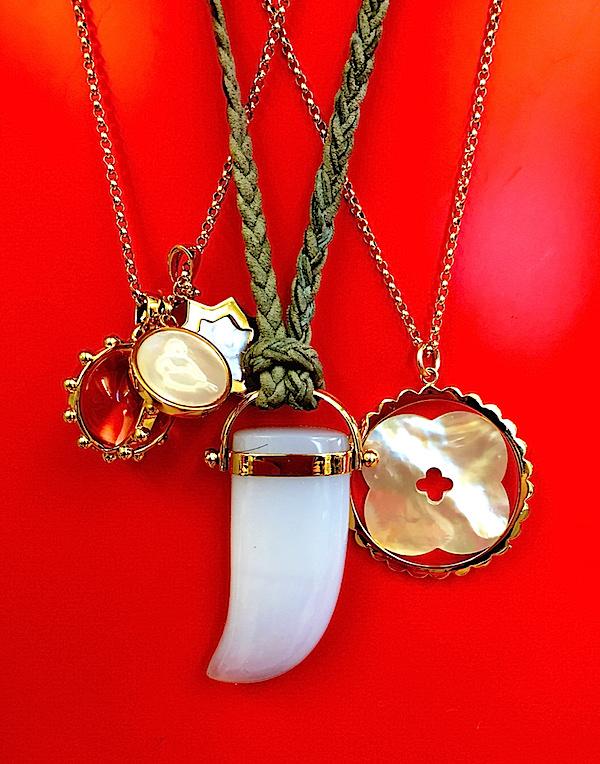 ASHA pendants