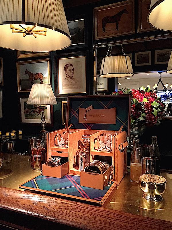 Ralph Lauren Home Polo Bar. Ralph Lauren Home Fall 2016   Quintessence