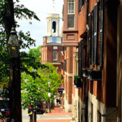 24 hours in Boston beacon hill