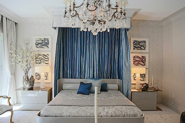 Drake Anderson bedroom at Kips Bay