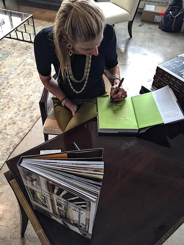 Susanna Salk book signing
