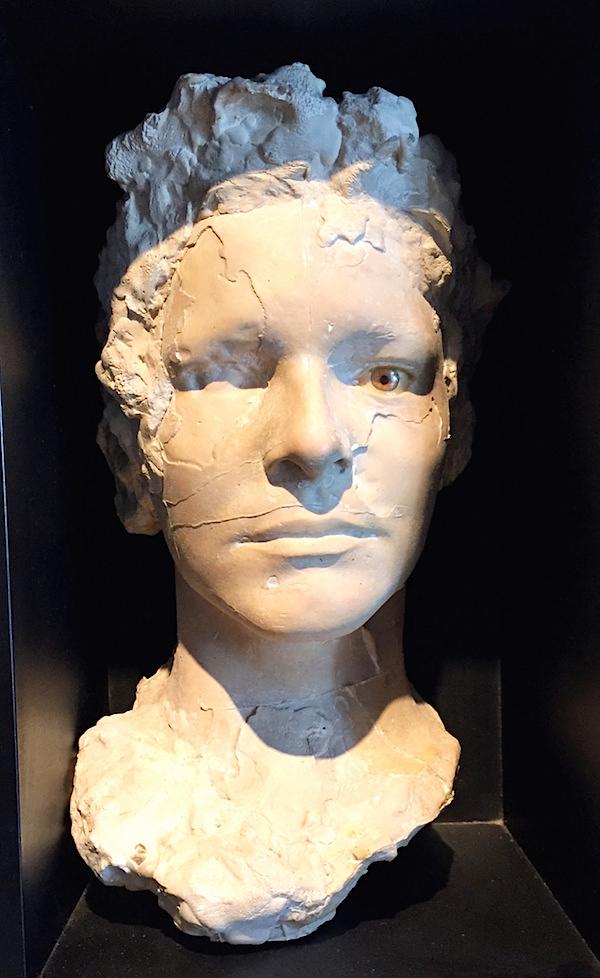 Arthur Kern sculpture Ogden Museum, New Orleans