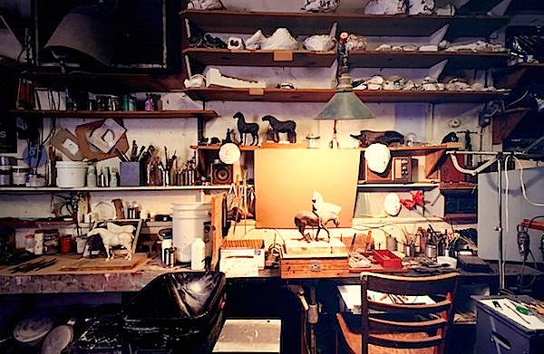 Arthur Kern studio