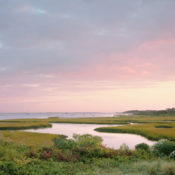Dawn In The Creeks_Nantucket_Michael Gaillard