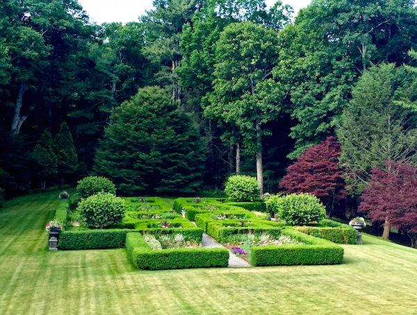 Mayflower Shakespeare Garden