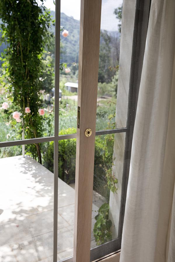 screen doors at Patina Farm