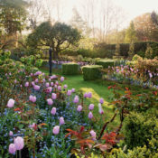 © Paradise Found - Gardens of Enchantment by Clive Nichols, to be published by teNeues. Pashley Manor Gardens, East Sussex, United Kingdom