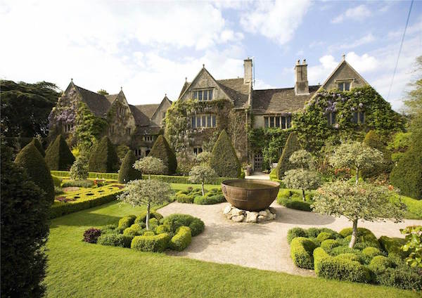 Abbey House for sale at Christie's