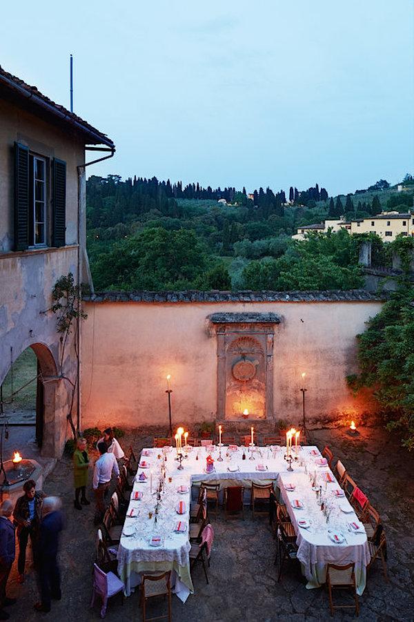 Corsini di San Giuliano Tuscan home