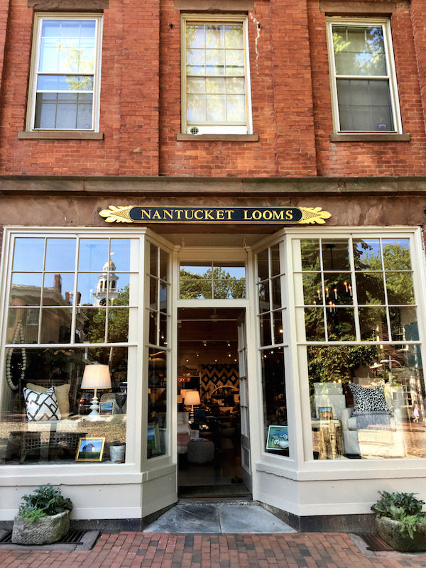 Favorite finds Nantucket Looms