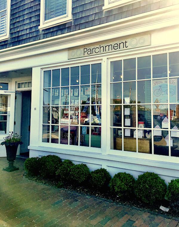 Parchment Nantucket