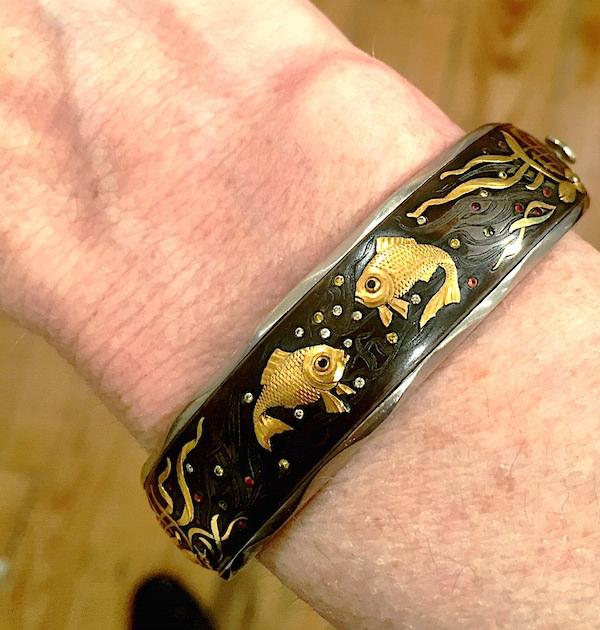 R. Simantov bracelet