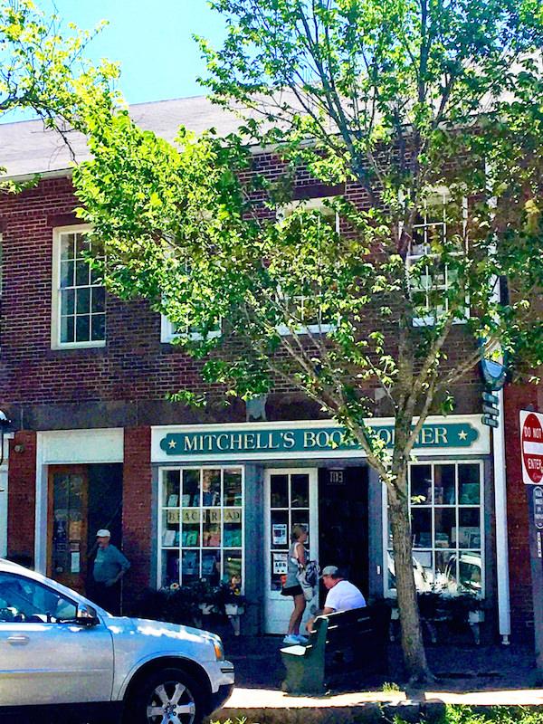 Remain Nantucket - Mitchell's Book Corner