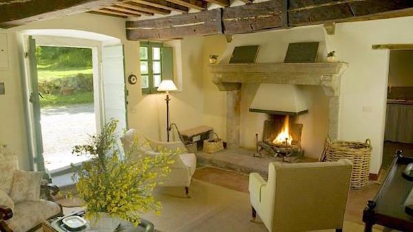 Trust & Travel Villa Pietro living room