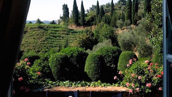 Trust & Travel Villa Spada gardens