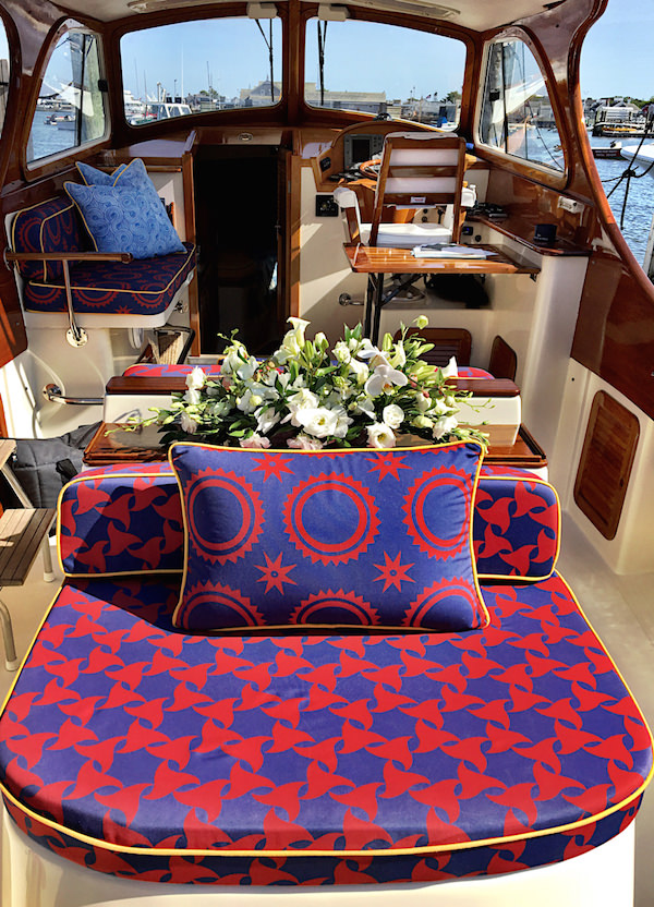 Yachting with Barton & Gray and Audrey Sterk